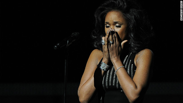 Replay: Jennifer Hudson's tribute to Whitney Houston