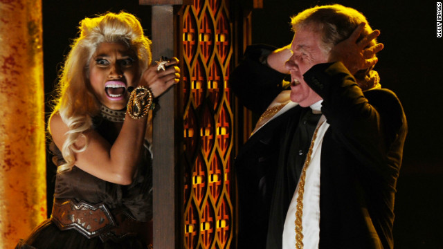 Catholic League: Is Nicki Minaj possessed?