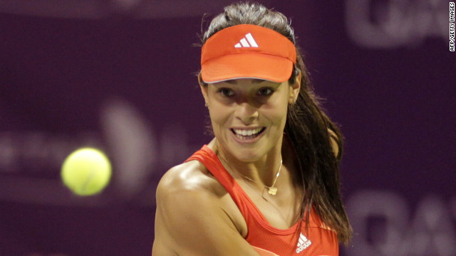2008 French Open champion Ana Ivanovic has slipped down to 19th in the world rankings.