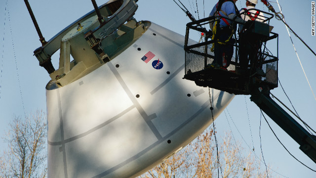 Planetary exploration hit in NASA budget