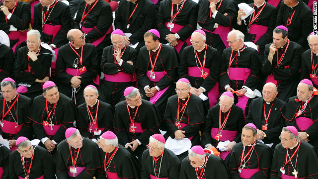 My Take: Catholic bishops&#039; election behavior threatens their authority
