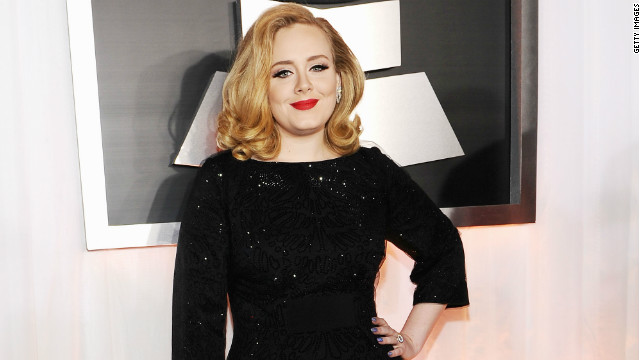 Adele keeps mum on pregnancy – and we love it