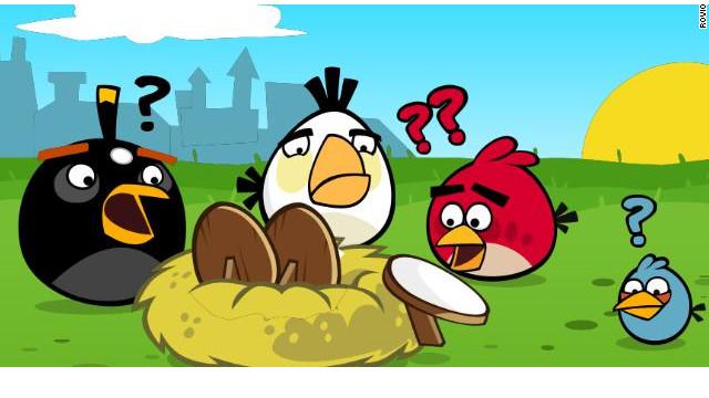 """Los """"Angry Birds"""" ponen nido en Facebook"""
