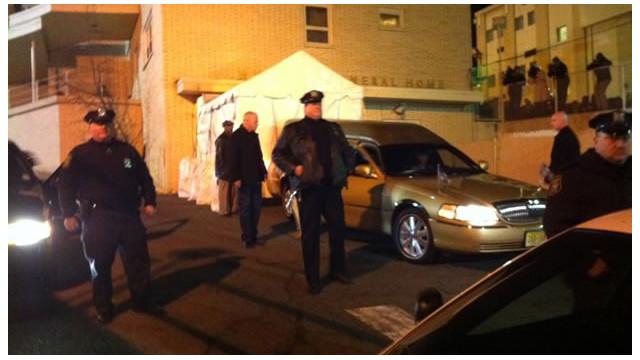 El funeral de Whitney Houston será el sábado en Newark