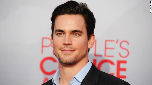 Matt Bomer comes out while receiving humanitarian award