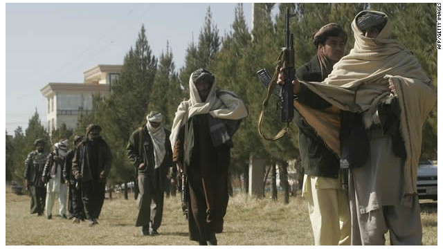 Many of the freed prisoners were old-guard Taliban, ranking members from generations past. (File photo)