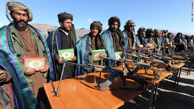 El Talibán sólo acepta a EE.UU. como interlocutor