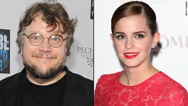 Guillermo Del Toro, Emma Watson