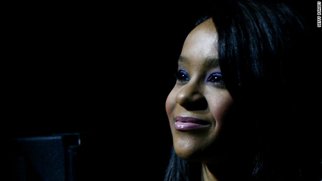 Darlene Love: Bobbi Kristina is with family