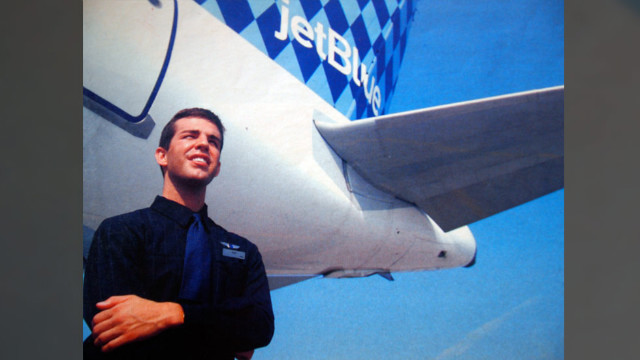 Stan Herman for JetBlue.