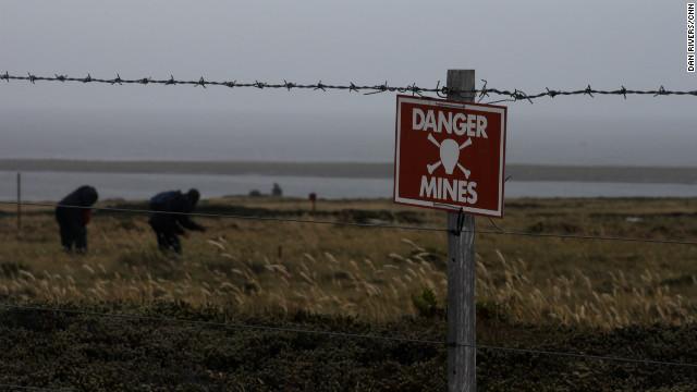 Desde la escena: Las Falkland/Malvinas y las ventiscas diplomáticas