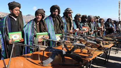 Pakistan's pivotal role in Taliban talks