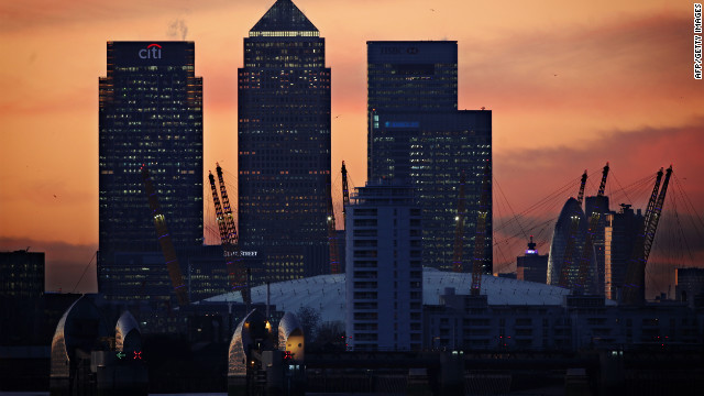UK put on negative watch by Fitch