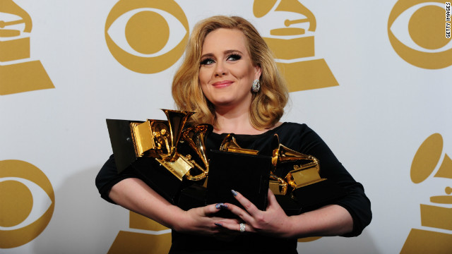 Adele: Five years off? More like five days