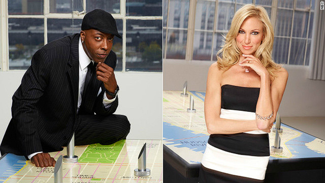 Arsenio Hall, Debbie Gibson talk 'Celebrity Apprentice'
