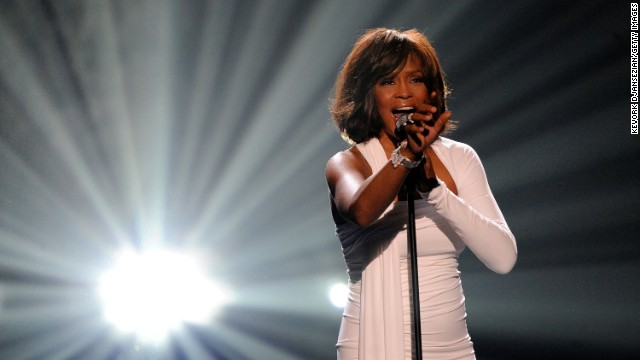 Whitney Houston gets a Lifetime movie, and more news to note