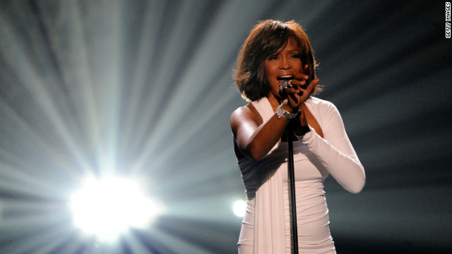 120215010826 whitney houston 2009 american music awards story top Whitney Houston Cause of Death: Accidental Drowning In Bathtub But...