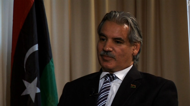 Issa Tuwegiar, the Libyan Minister of Planning talks to CNN about the new path Libya faces after deposing Gaddafi