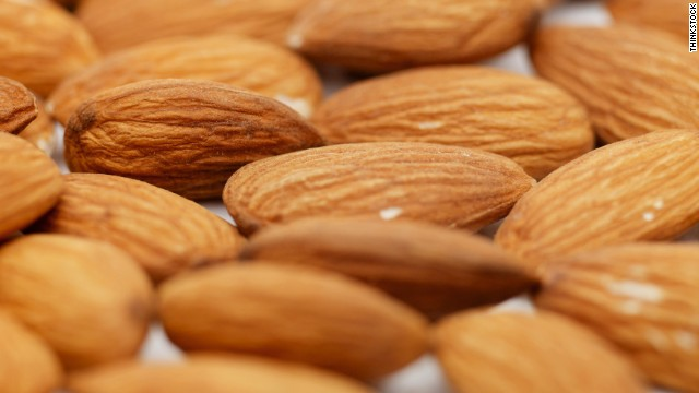 Breakfast buffet: National almond day