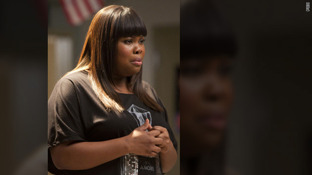 Replay: Amber Riley&#039;s Whitney Houston cover on &#039;Glee&#039;