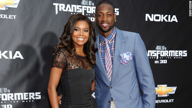 Gabrielle Union&#039;s into Lin - but still roots for Heat