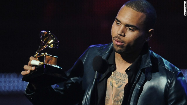 Chris Brown: I'm not going anywhere