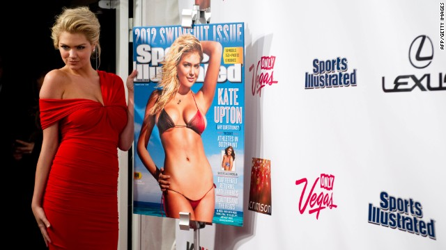 """<br/>Kate Upton went from (relative) obscurity as a model to the coveted gig of Sports Illustrated swimsuit cover girl after she uploaded a video of herself doing a bouncy version of """"The Dougie"""" at an L.A. Clippers game. It quickly went viral, and her path to fame was set. Her 190,467 Twitter followers haven't hurt either."""