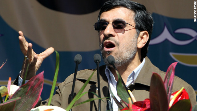 Legisladores critican falta de seriedad de Ahmadinejad en su comparecencia