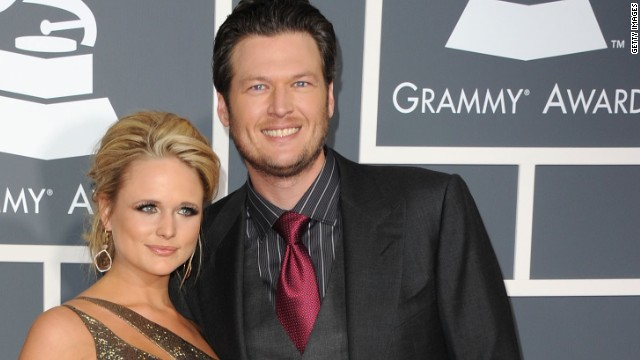Overheard: Blake Shelton and Miranda Lambert are 'kinky'