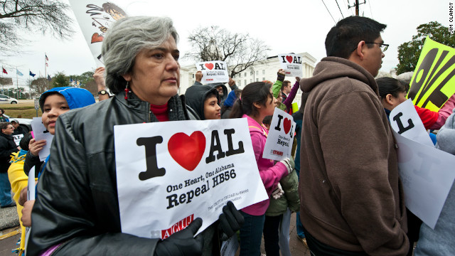 Alabama legislature passes new immigration bill