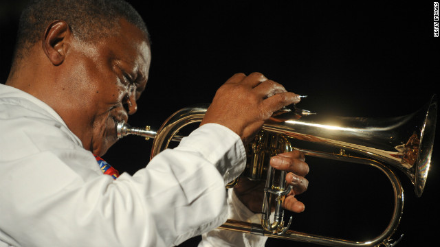 Now 72 years old, South African musician Hugh Masekela proves you don't have to be young to be an Afropolitan. &quot;Hugh Masekela is definitely Afropolitan,&quot; says Brendah Nyakudya, editor of Afropolitan magazine. &quot;He has traveled the world but has come back and lives in Soweto with his people.&quot;