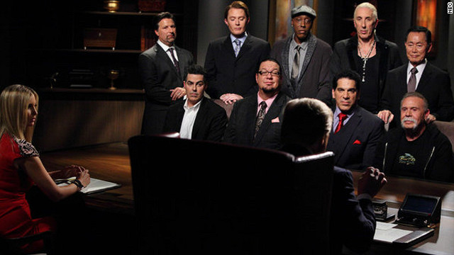 A crowded season on 'Celebrity Apprentice'