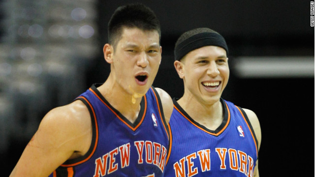 Engage: Two file to trademark 'Linsanity'