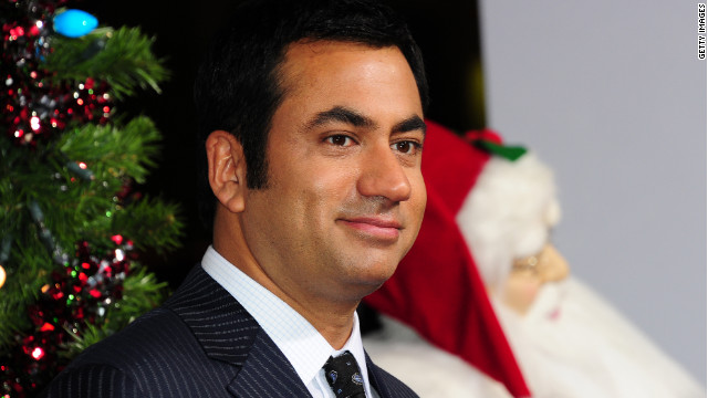 Kal Penn recently had a recurring role on CBS'