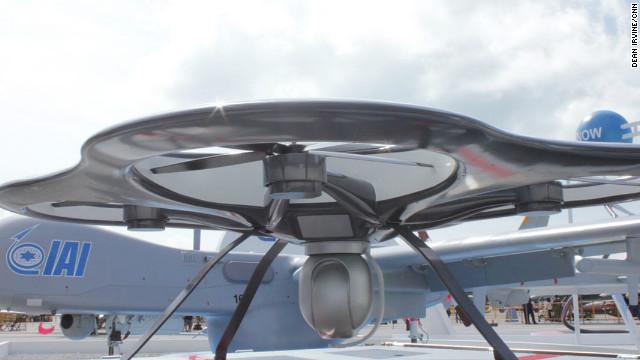 """Aviones no tripulados pueden ser """"hackeados"""", advierte un experto a EE.UU."""