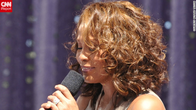 iReporters remember Whitney Houston