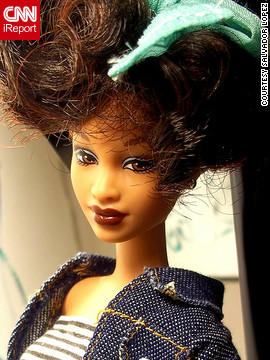 In 2010, Salvador Lopez, 22, made a doll in Houston's image. &quot;I was listening and dancing to Whitney's 'I Wanna Dance with Somebody' when it hit me there were not any Barbie dolls in her likeness out there ... I enjoy making my own one-of-a-kind celebrity dolls and it was only logical to add such an icon to my collection.&quot;