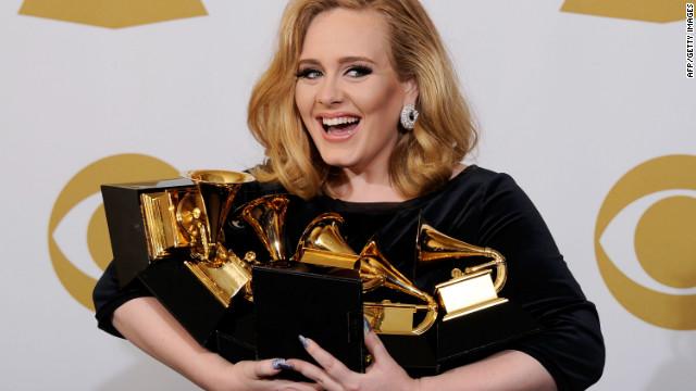 ¿Cinco años de descanso para Adele? Más bien cinco días