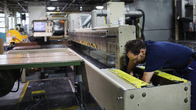 Does President Barack Obama's claim that the U.S. created more than half a million manufacturing jobs in the past two and a half years hold up?