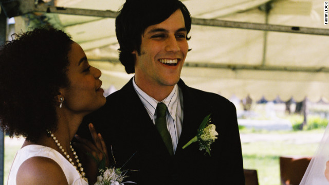 Study: Interracial marriage, acceptance growing