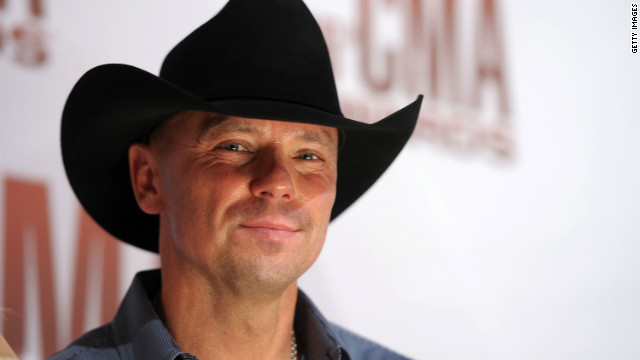 Kenny Chesney releases his new album, 