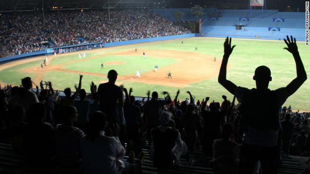 Estampas de Cuba: Un deporte que levanta pasiones