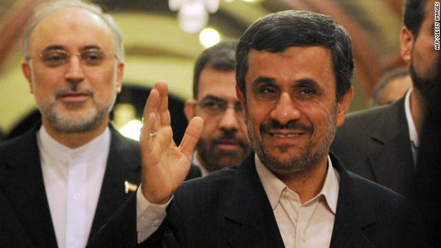 Irán anuncia progresos en su programa nuclear