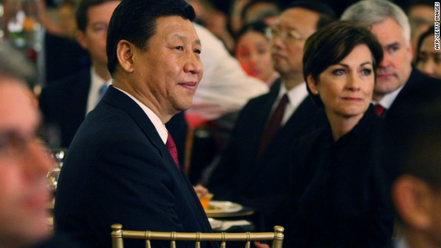 China is expected to introduce its new leadership to the world Wednesday or Thursday after the Communist Party's 18th National Congress wraps up. <a href='http://www.cnn.com/2012/11/07/world/asia/china-xi-jinping-profile/index.html' target='_blank'> Xi Jinping</a> is set to be announced as the leader of the world's most populous nation.<br/><br/><a href='http://www.cnn.com/2012/11/08/world/asia/china-leadership-change/index.html' target='_blank'>What China's leadership change may bring</a>