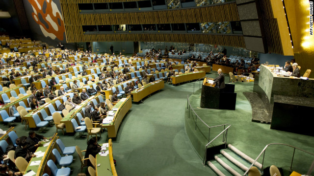 A viewer's guide to the U.N. General Assembly