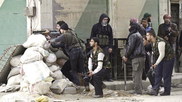 La ONU endurece su posición contra Siria y busca acuerdo contra el régimen