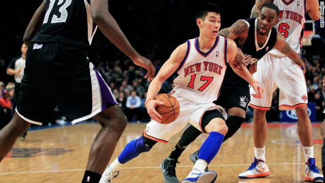 "Jeremy Lin  o la ""Linsanidad"" se apodera de la NBA"