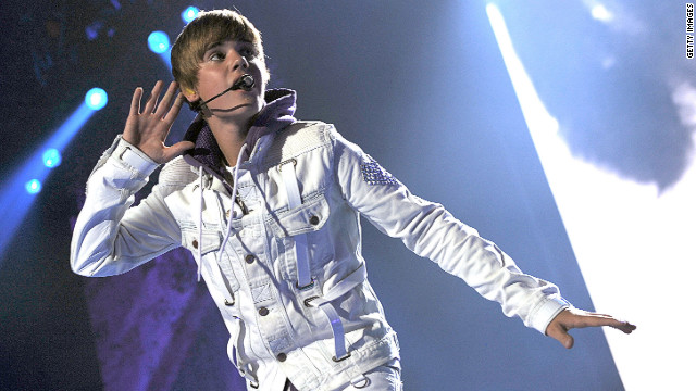 <br/>When he was just a boy in Ontario, Justin Bieber uploaded videos to YouTube of himself performing R&amp;B tunes. He collected an Internet following that soon included the R&amp;B star Usher, who signed him to his media group/record label. Since then, Bieber has become a teenage heartthrob, selling more than 4.5 million copies of his three albums and millions more of his digitally downloaded singles.