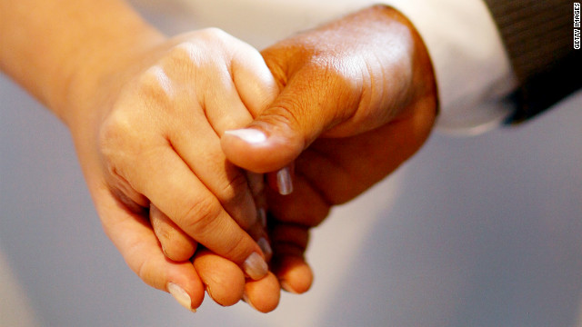 Number of interracial couples in U.S. reaches all-time high