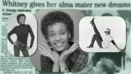 Whitney Houston's childhood